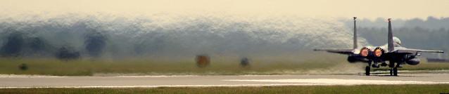 F-15E Engine Heat