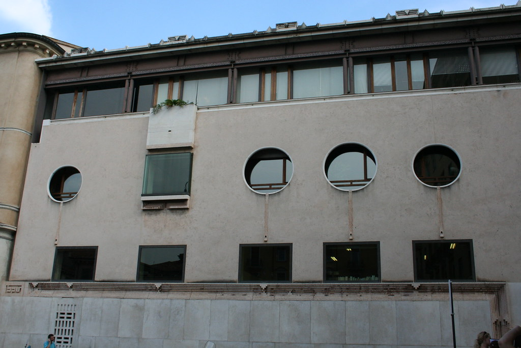 Banca Popolare di Verona_Carlo Scarpa   1973, Verona ...