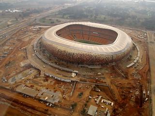 SOCCER CITY JOHANNESBURG SOUTH AFRICA 2010 WORLD CUP STADIUM 4 | by shanediaz120