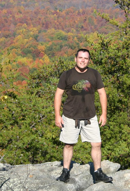 Me in NC mountains