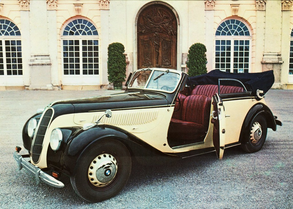 1939 BMW 335 Cabriolet   Alden Jewell   Flickr