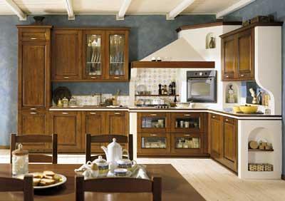 Cucina Ad Angolo In Muratura : Cucina ad angolo con finta muratura in cartongesso flickr