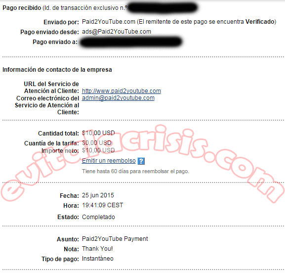 recibido-quinto-pago-paid2youtube
