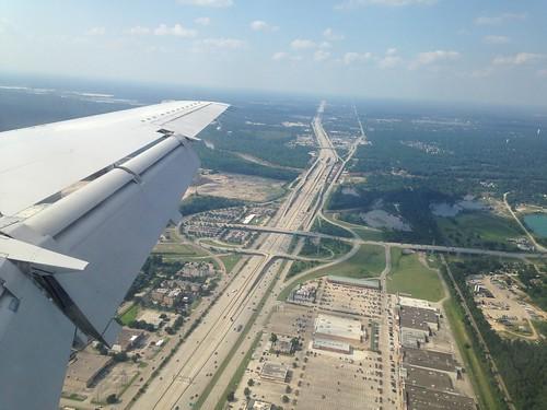 06.03.15-Over Houston | by kristinefull