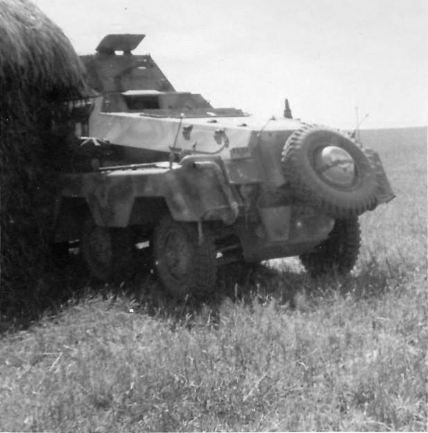 Sd.Kfz. 231 schwerer Panzerspähwagen (2 cm Kw.K. 30 L/55) (8-Rad)