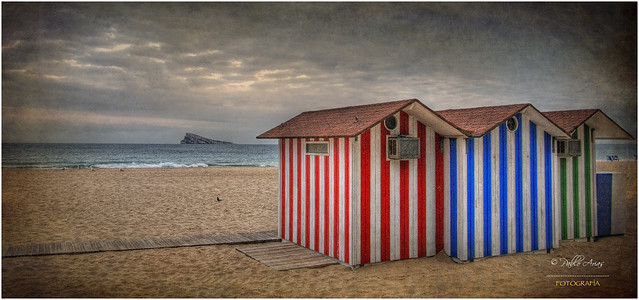 (168/15) Playa de Levante (Benidorm)