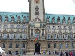 Rathaus (Toà nhà thị chính) Hamburg