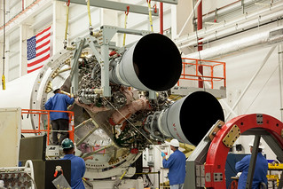 Two RD-181 Engines | by NASA Johnson