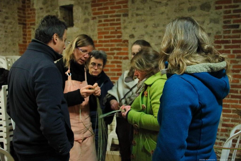 Rencontres Régionales de l'Education à l'Environnement vers un Développement Durable - GRAINE Normandie