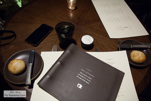 Menus and table setting