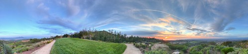 california newportbeach newportcoast irvine orangecounty sunset clouds