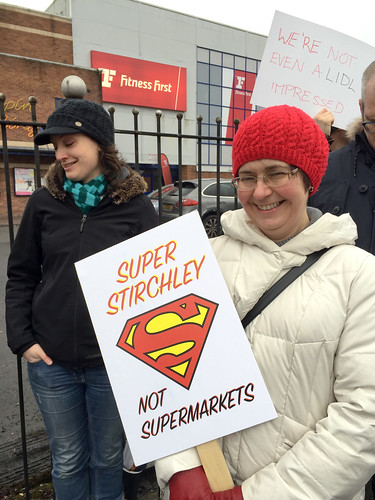 Stirchley-anti-Lidl-demo--18 | by Katchooo
