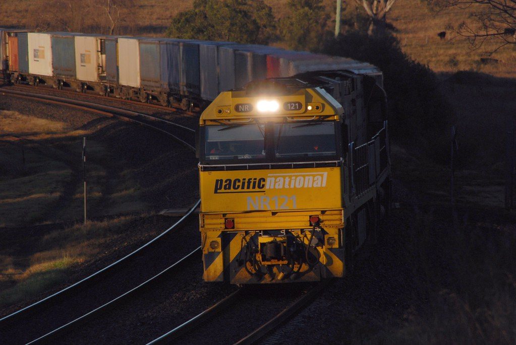 NR Class Diesel-Electric Locomotives by Tim Pruyn