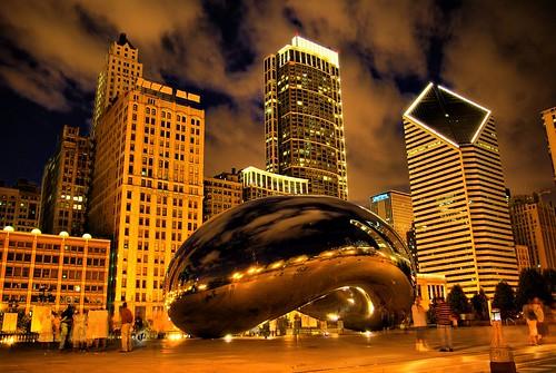 Chicago Bean | by Sergey Gabdurakhmanov