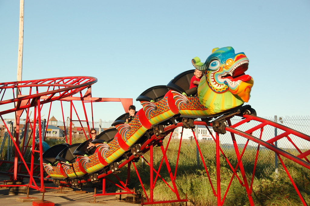 Palace Playland At Old Orchard Beach Maine Quot Orient Expre
