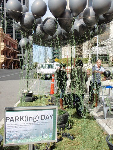 Park(ing) Day Perth