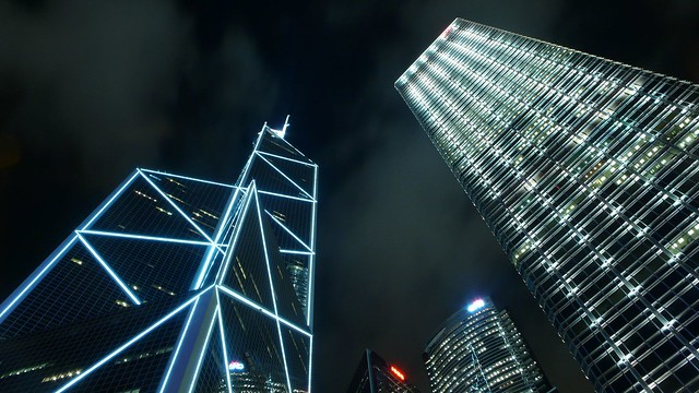 Hong Kong - Reach for the Sky