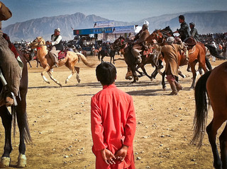 Nowruz Buzkashi Match in Mazar | by peretzp