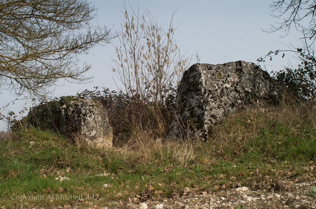 Dolmen des Teulières