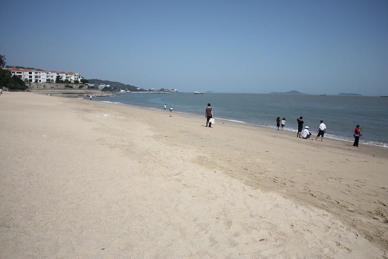 厦门 沙滩