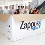 Mullen pitch team with Zappos cients at agency's Boston HQ