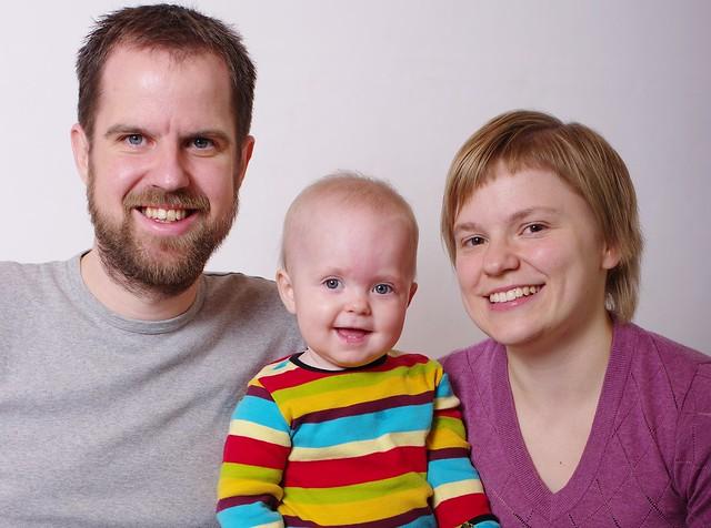 Familjefoto 2009