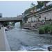 Fountain in Cheonggyecheon stream