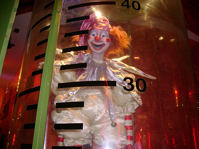 Scary Poltergeist Clown Laura0413 Flickr