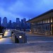 Ferry terminal Exchange Pl Jersey City by pmarella
