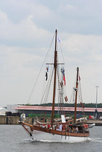 Hanse Sail 2009 -
