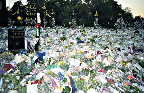 Flowers for Princess Diana's Funeral | by Maxwell Hamilton