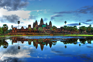 Angkor Wat Cambodia | by arielski