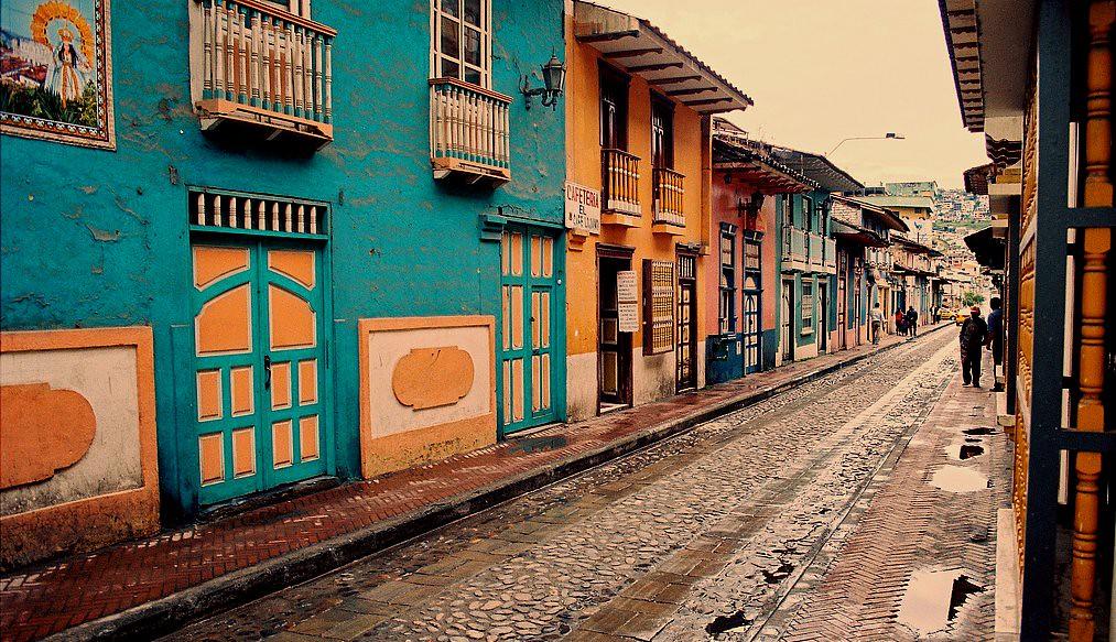 Lourdes Street (Loja)