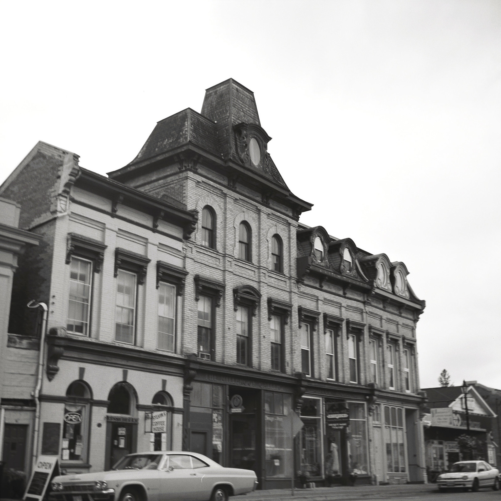 Downtown Millbrook