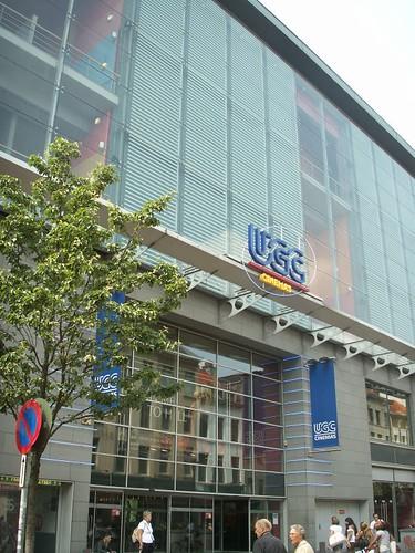 UGC, Antwerp, Belgium   by kencta