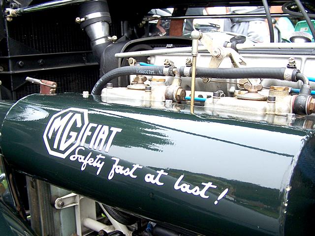 MG Fiat