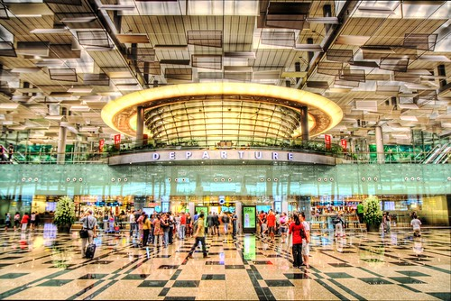 Departure - Changi Airport | by lipjin