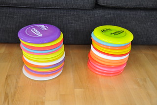 Frisbee unboxing | by mrpotet