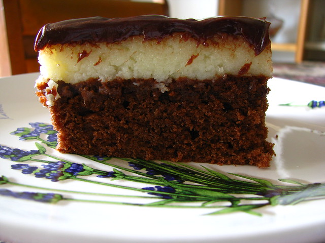 torta all  cioccolato