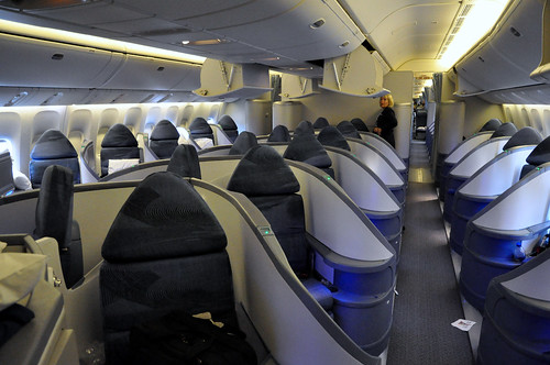 Air Canada Business Class | by caribb