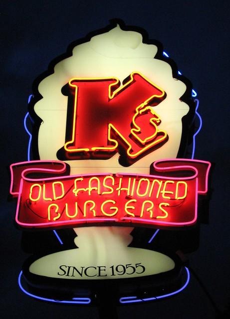 K's at night