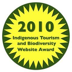 2010 ITBW Award Logo | by planeta