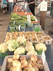 Sudbury Farmers Market Produce