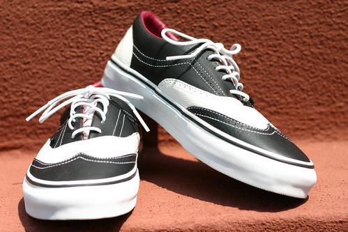 "Vans new ""wingtips era"" sneakers | by rikomatic"