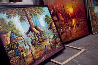 painting   by Maks Karochkin