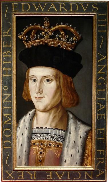 Edward IV, Father of Elizabeth of York, maternal grandfath