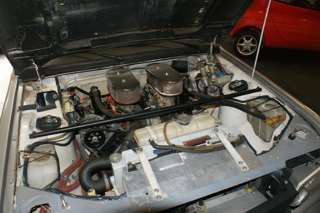 Peugeot 305 Rallye V6 (prototype - 1981)