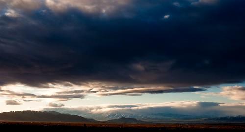 california panorama cloud mountain sunrise landscape nikon
