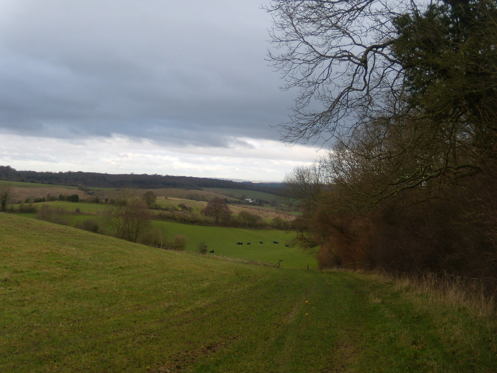 View Eynsford to Shoreham
