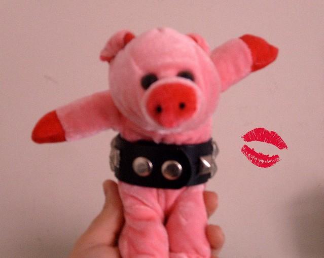 Kinky pigs